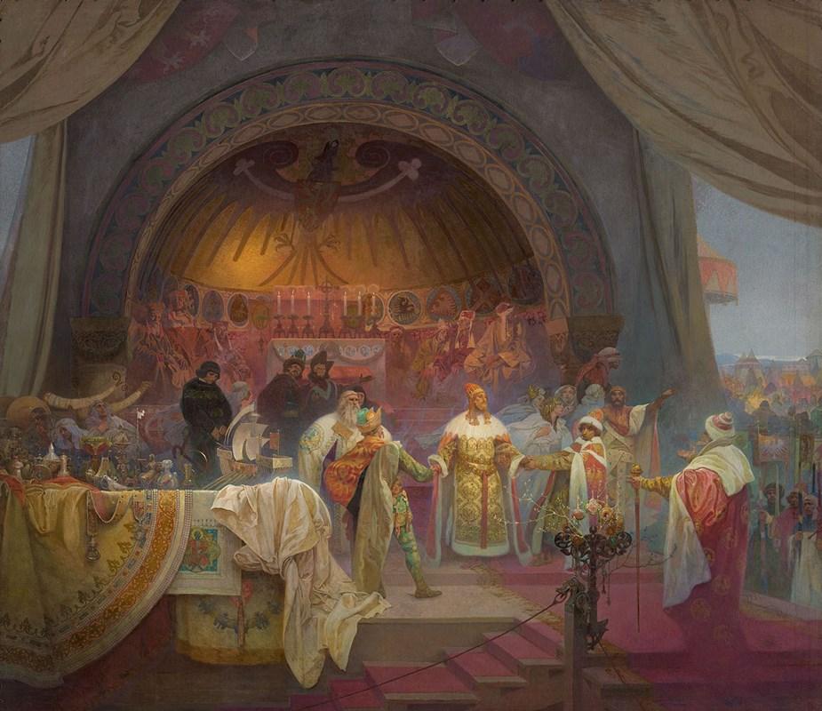 Král Přemysl Otakar II