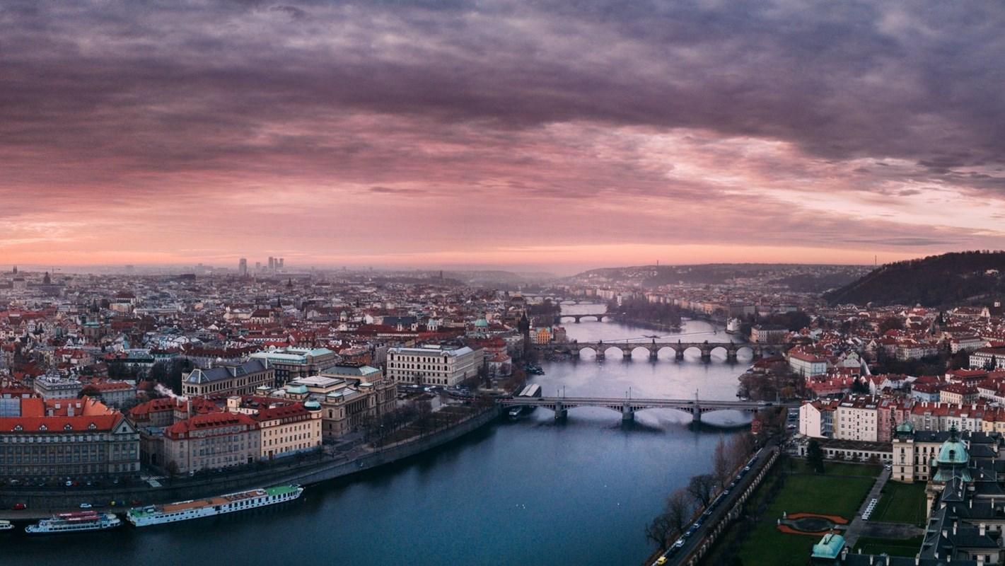 Slovanská Epopej v Praze