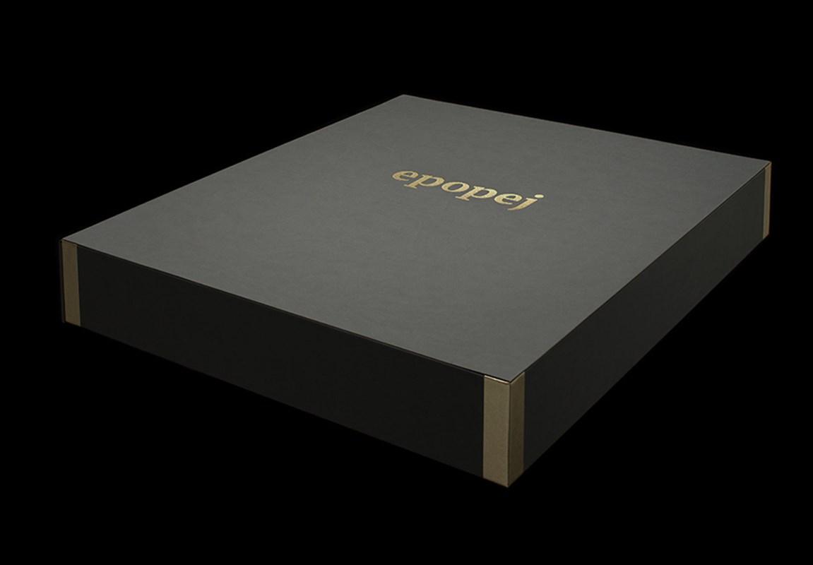 Kniha Epopej - Pouzdro