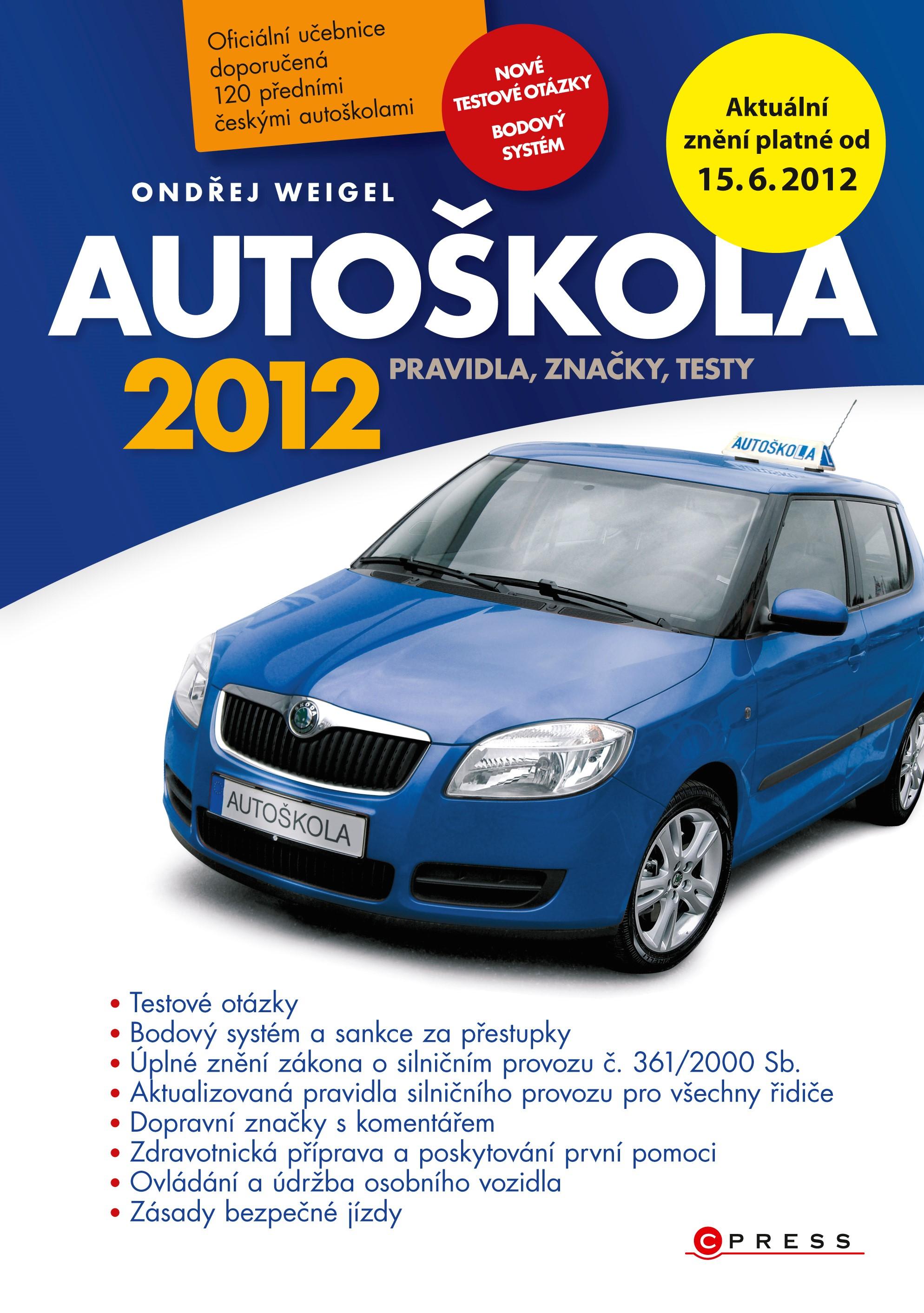 Autoškola 2012 | Ondřej Weigel