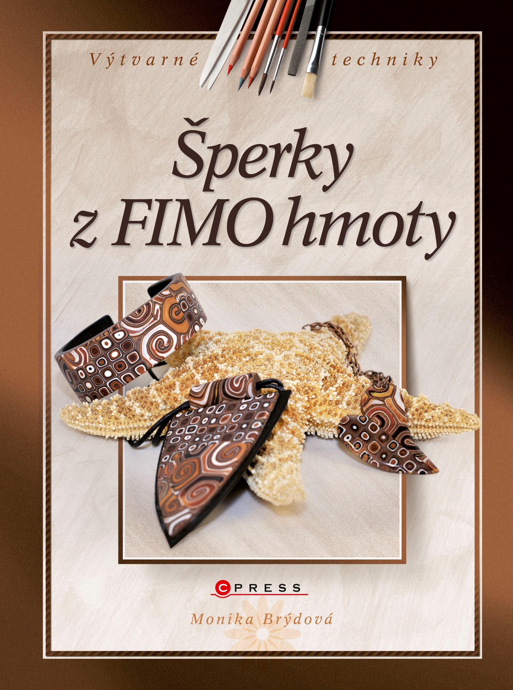 Šperky z FIMO hmoty | Monika Brýdová