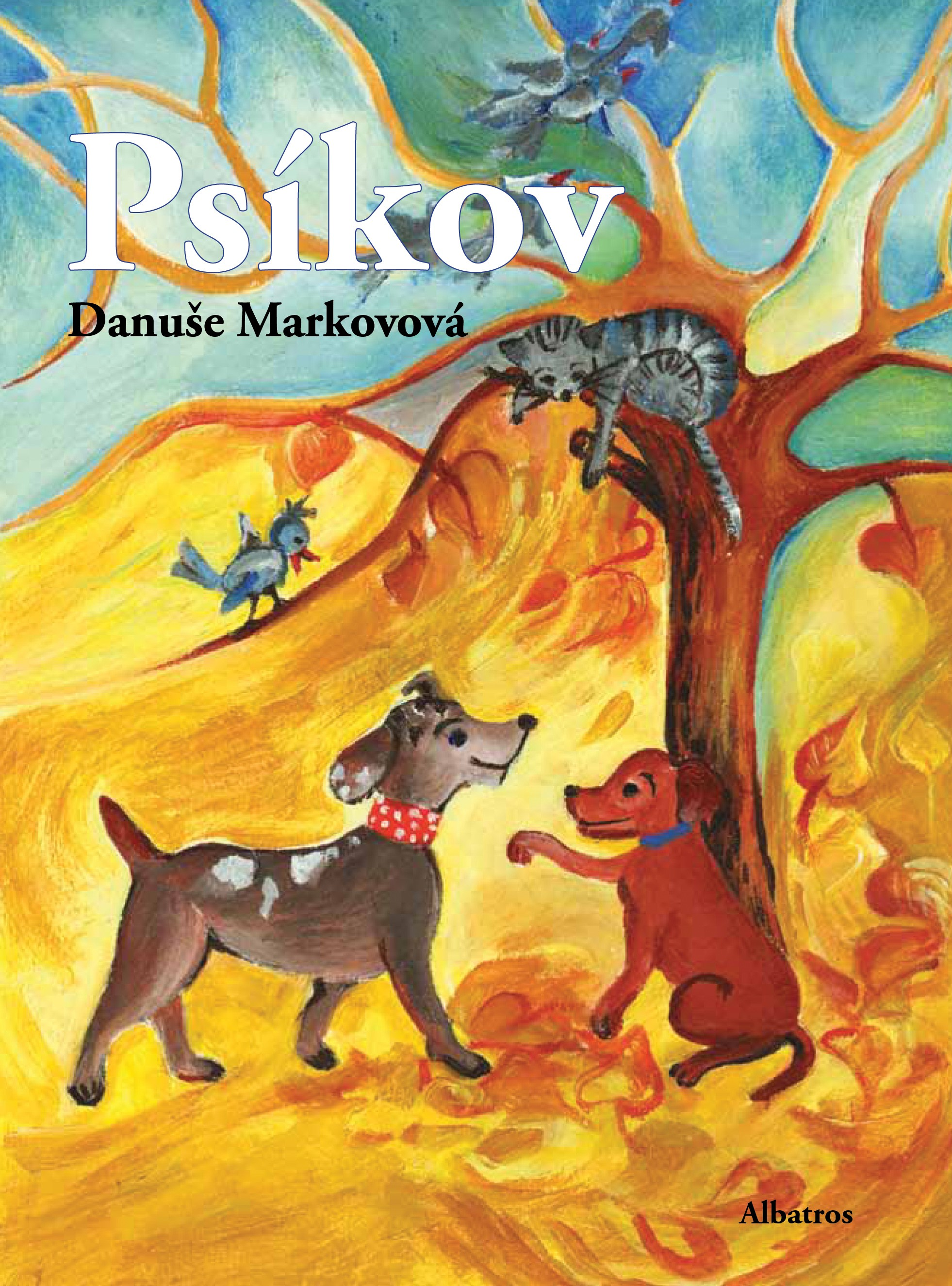 Psíkov | Danuše Markovová, Danuše Markovová