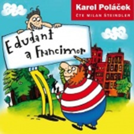 Edudant a Francimor (Karel Poláček) CD/MP3