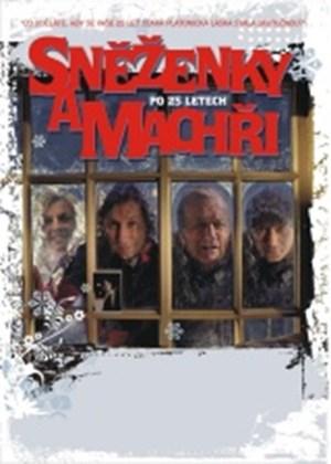 Sněženky a machři, kniha k filmu