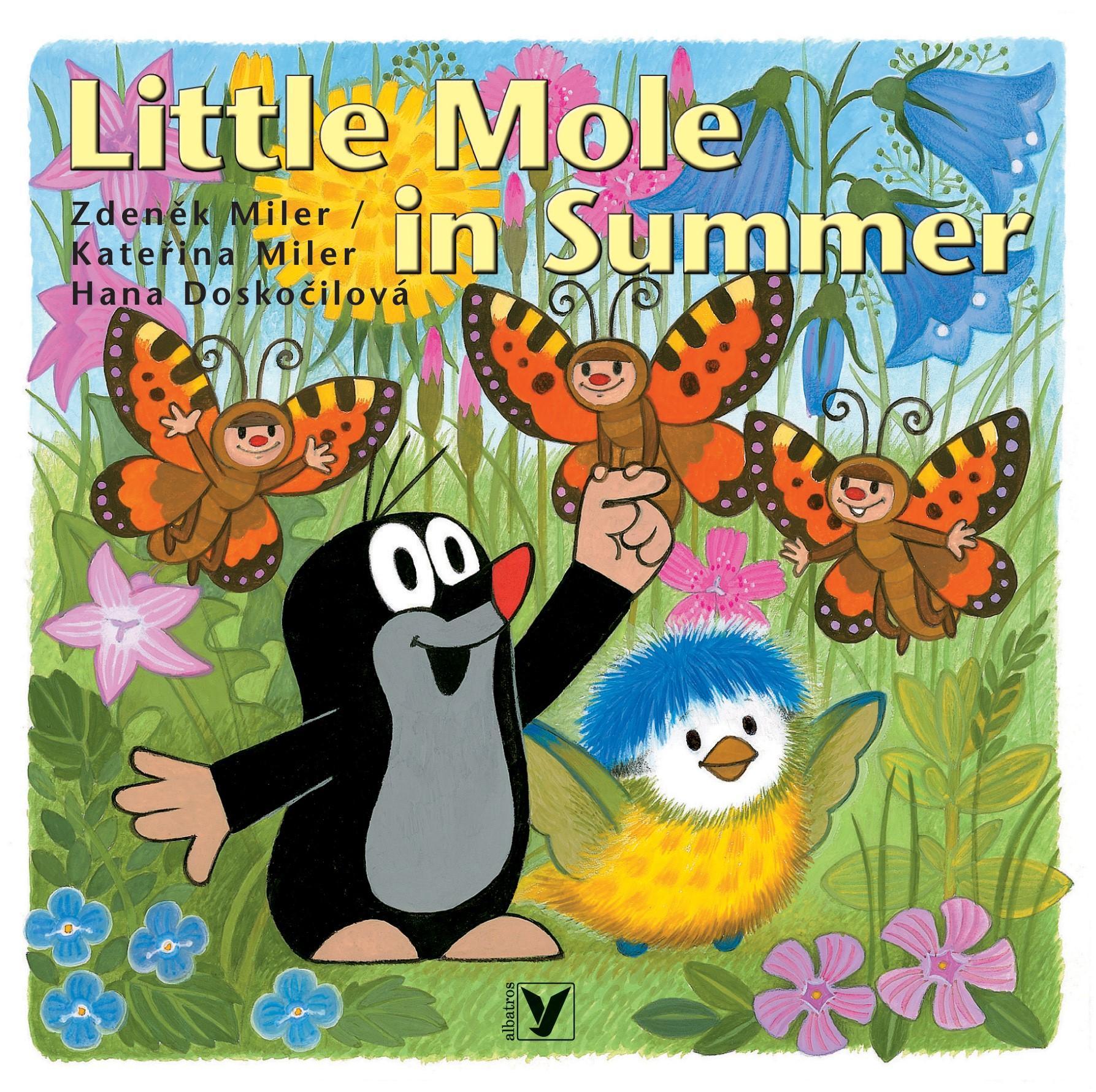 LITTLE MOLE IN SUMMER