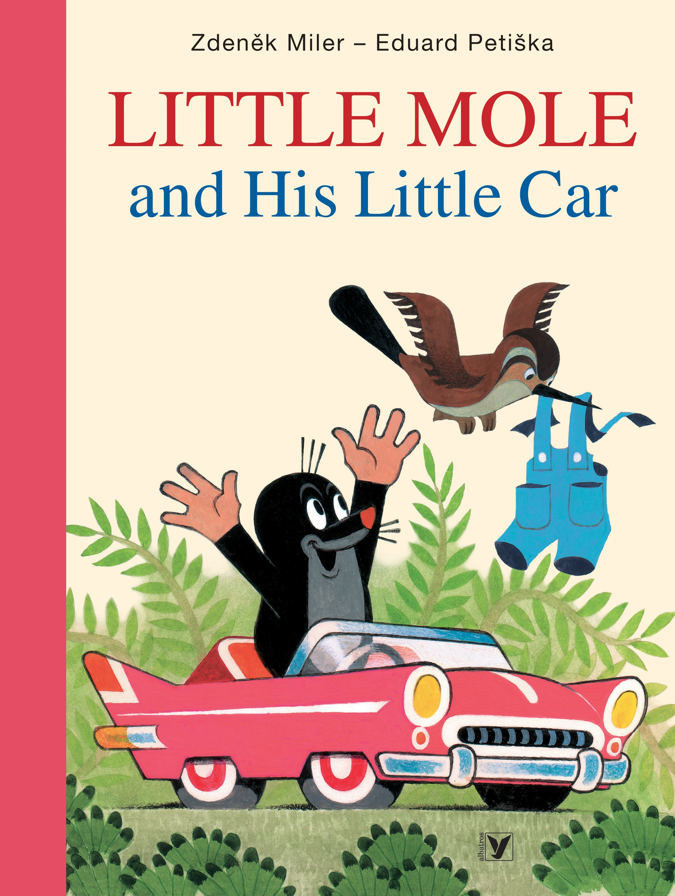 Little Mole and His Little Car | Eduard Petiška, Zdeněk Miler