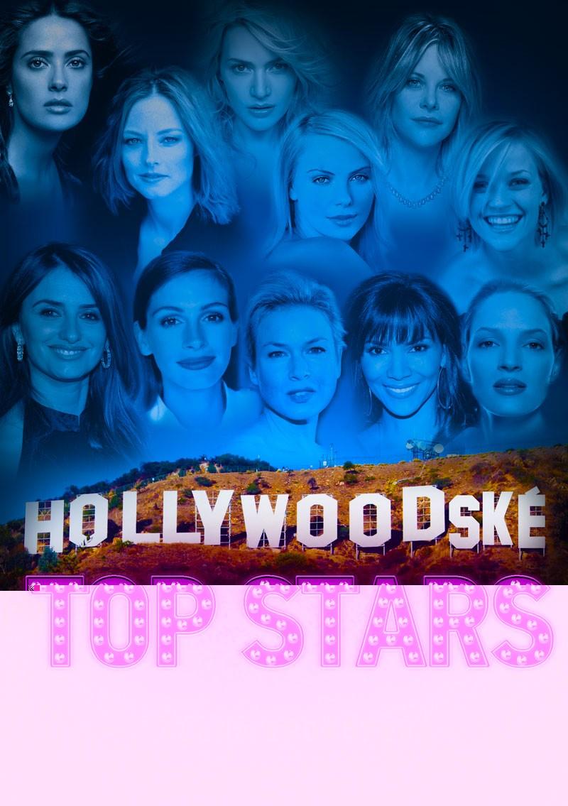 Hollywoodské Top Stars