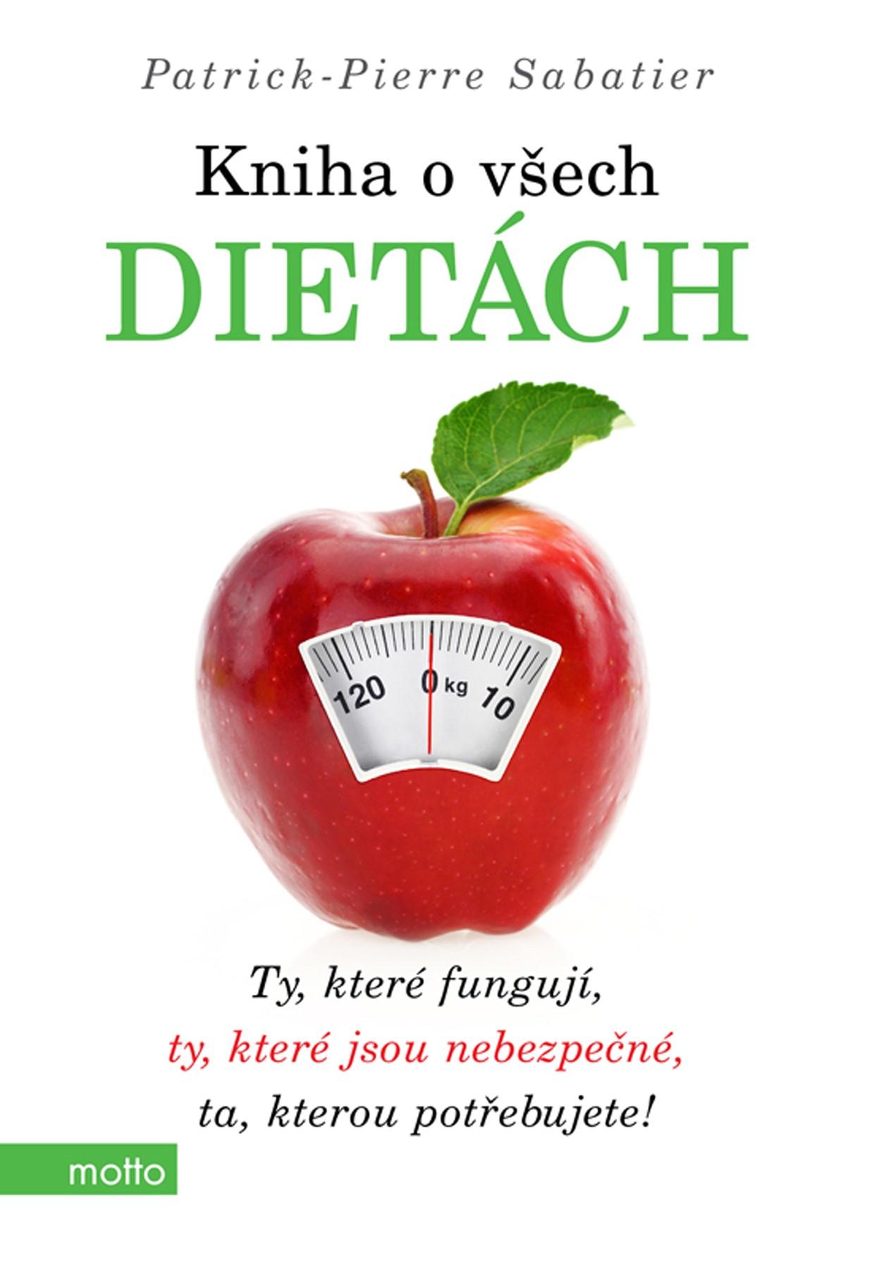 Kniha o všech dietách