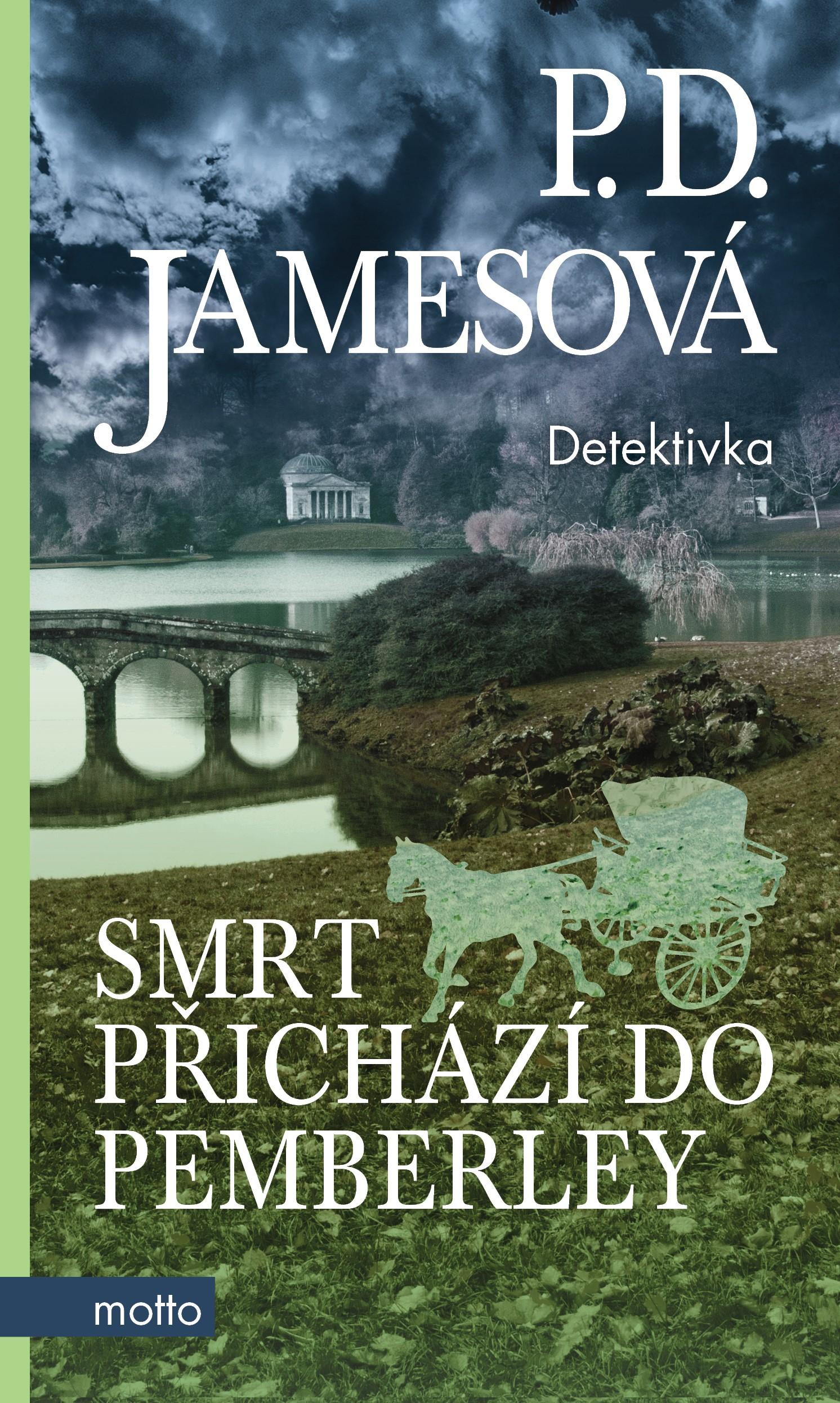 Smrt přichází do Pemberley | P.D. Jamesová
