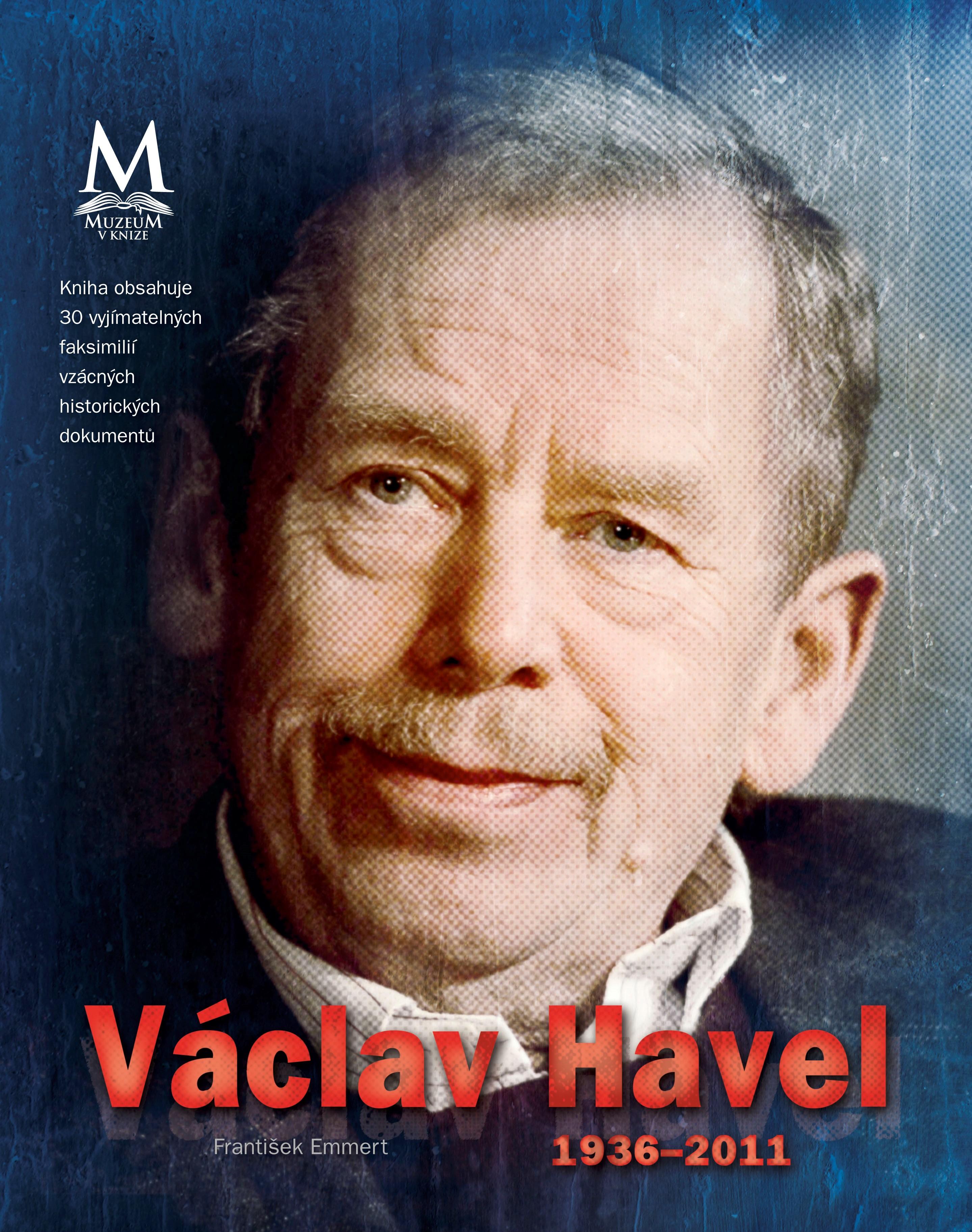 Václav Havel - muzeum v knize | František Emmert