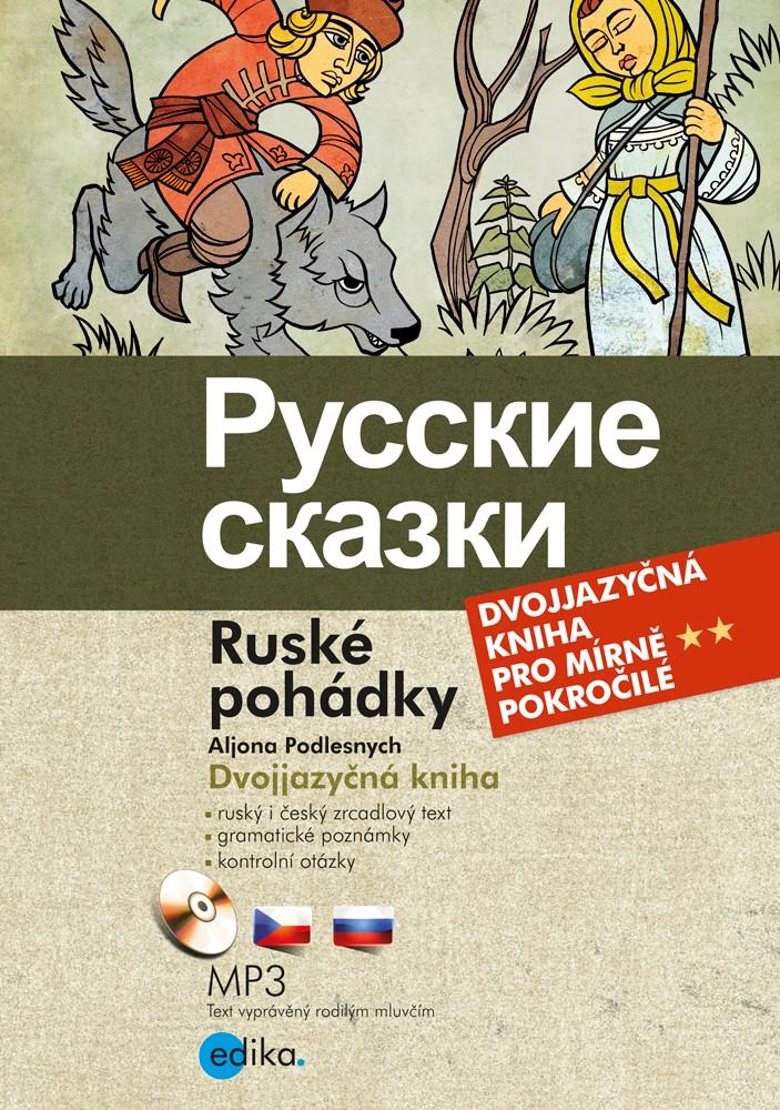 Ruské pohádky (Mrázik a jiné) | Aljona Podlesnych