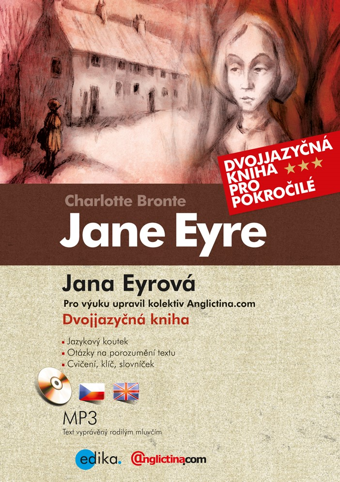 Jana Eyrová - Jane Eyre | Charlotte Bronte