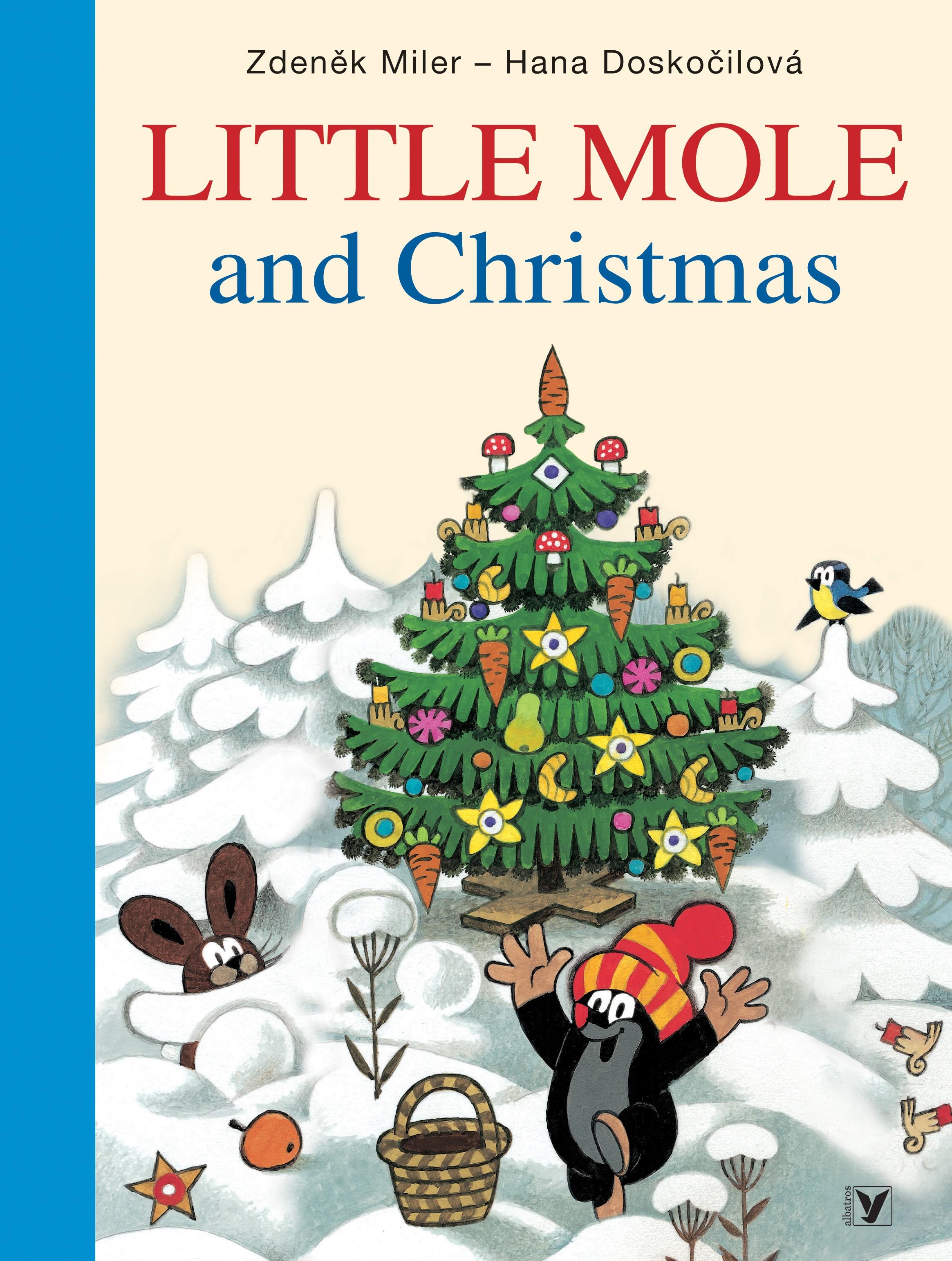 Little Mole and Christmas | Hana Doskočilová, Zdeněk Miler