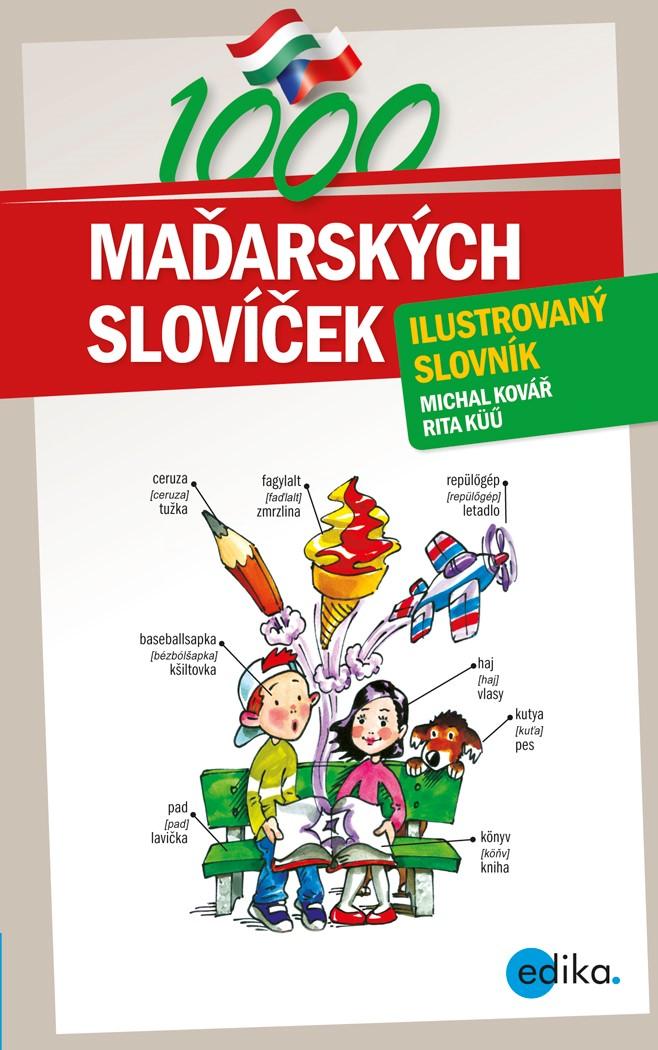 1000 maďarských slovíček   Aleš Čuma, Michal Kovář