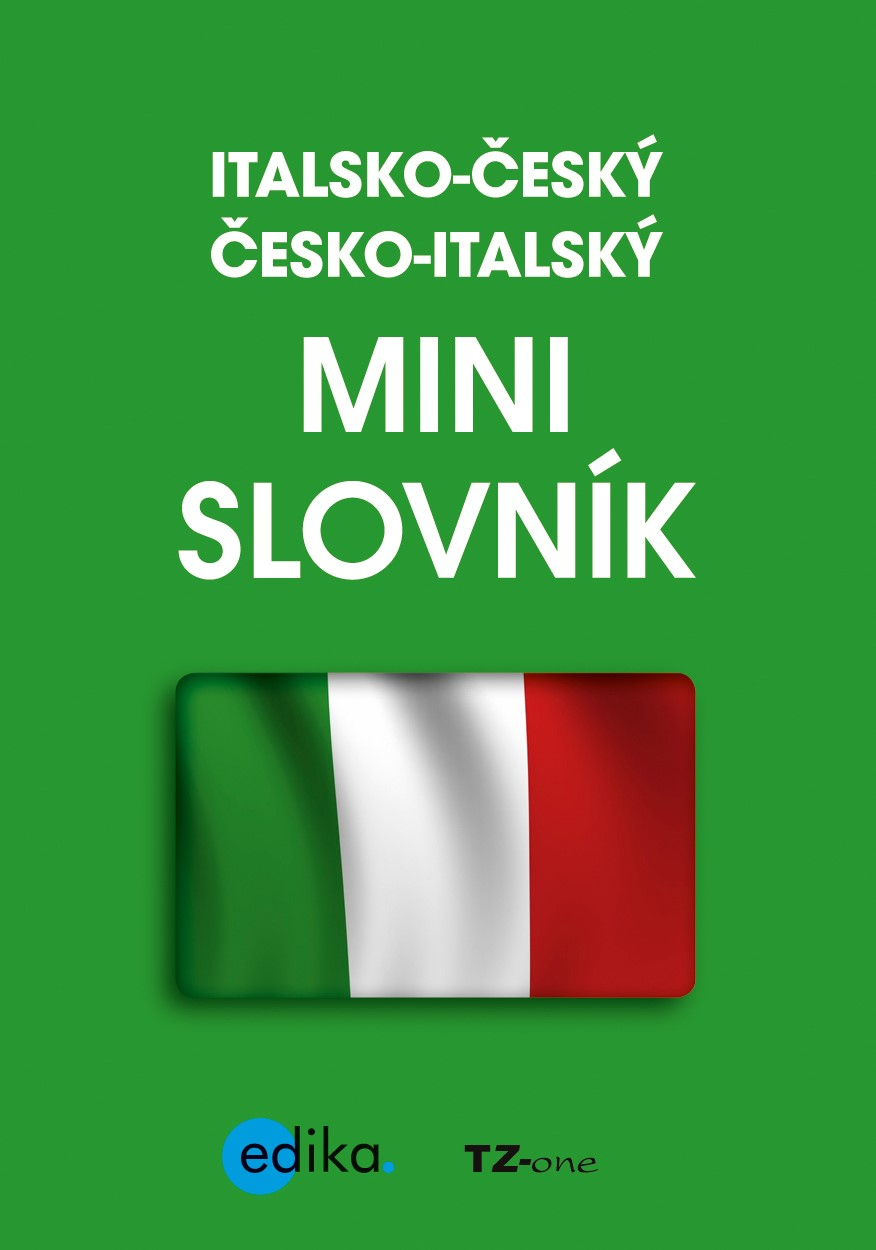 Italsko-český česko-italský minislovník | TZ-one