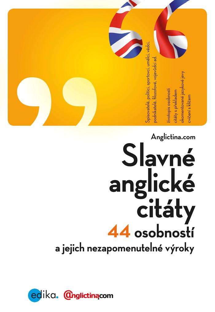 Slavné anglické citáty | Anglictina.com