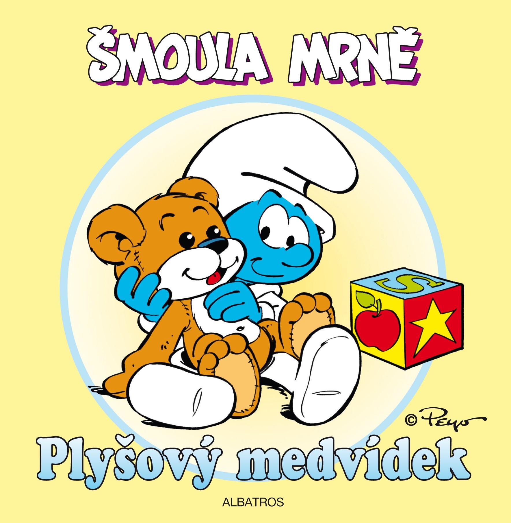 Smoula Mrne Plysovy Medvidek Albatrosmedia Cz