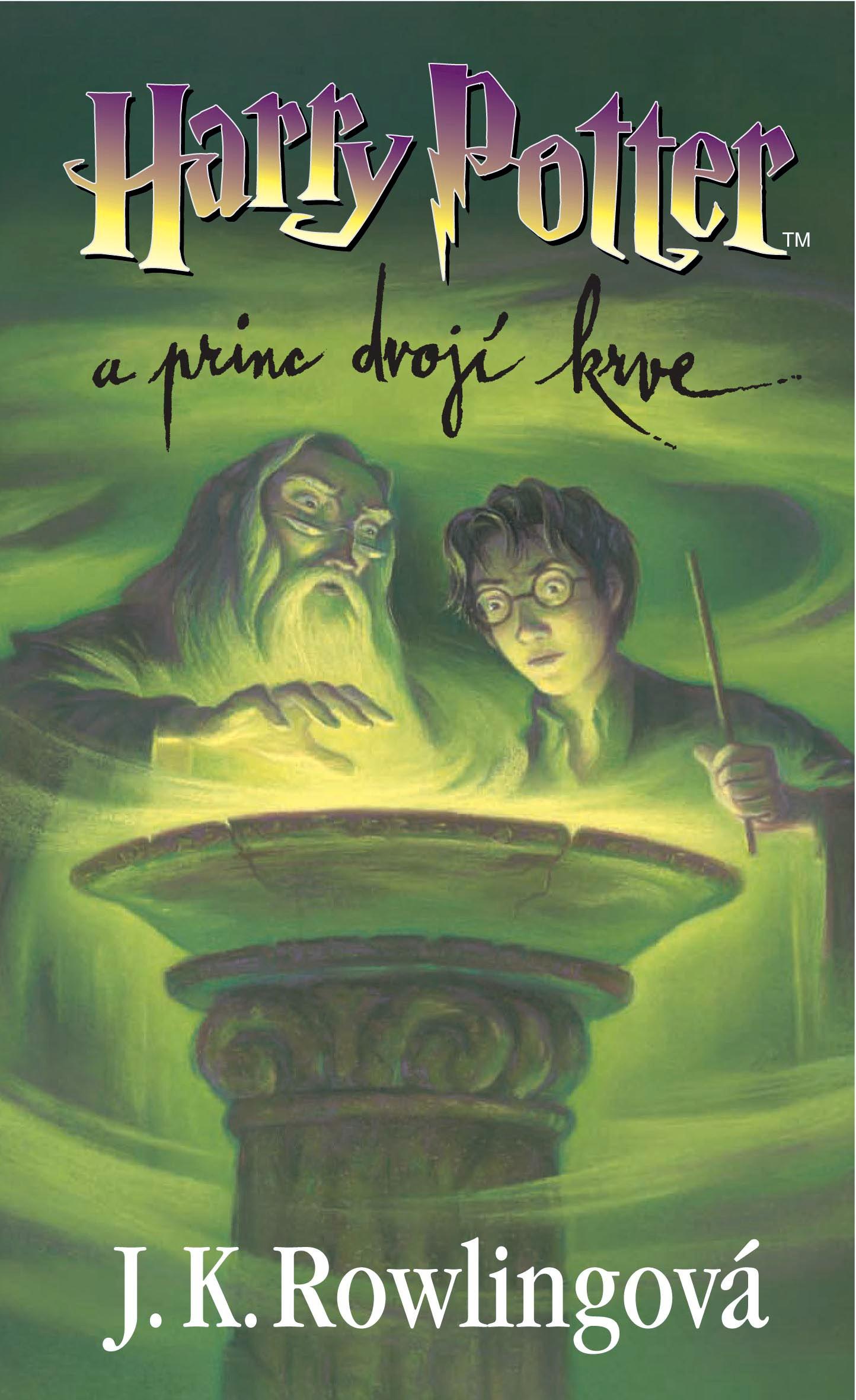 Harry Potter a princ dvojí krve | J. K. Rowlingová