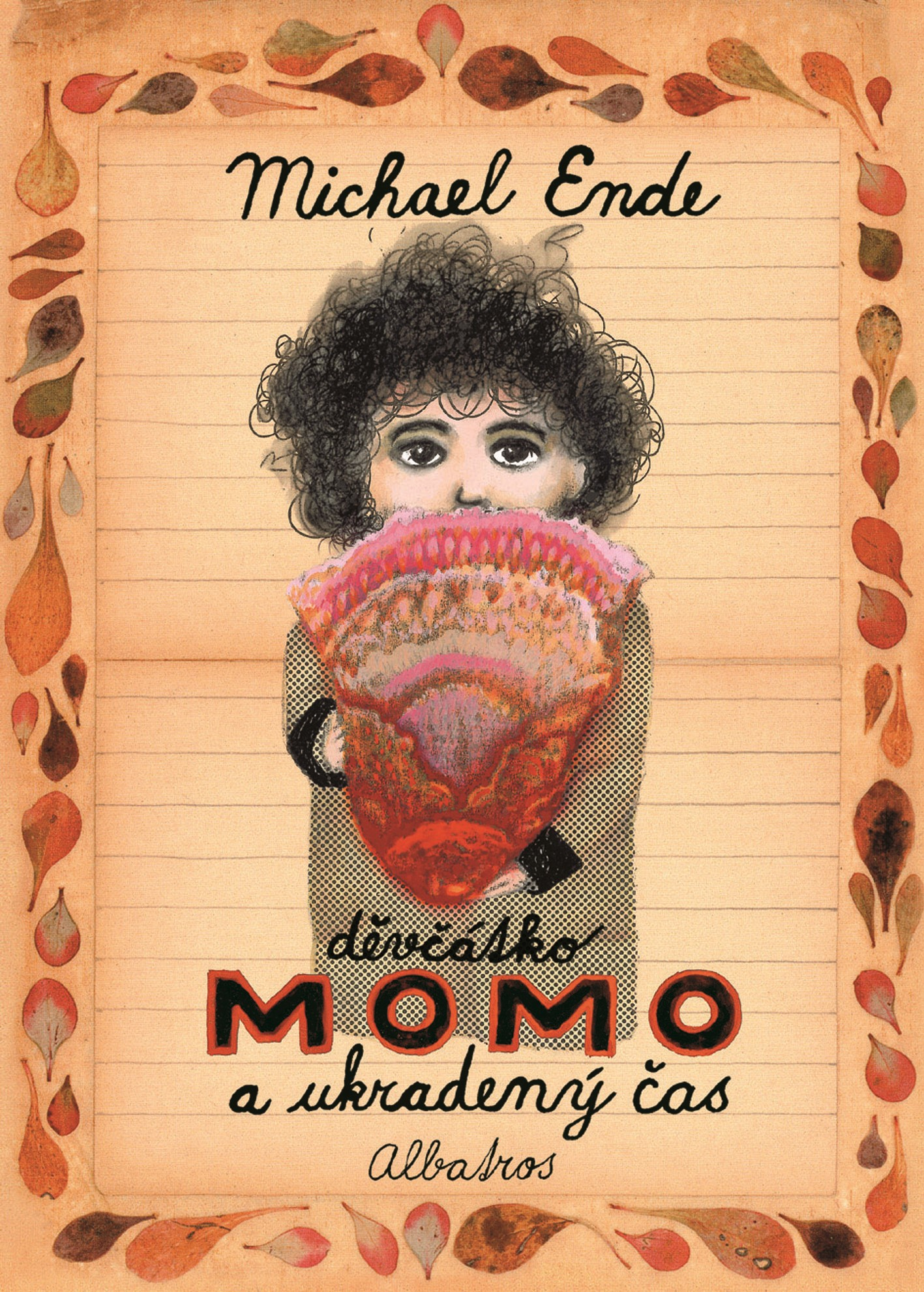 Děvčátko Momo a ukradený čas | Michael Ende