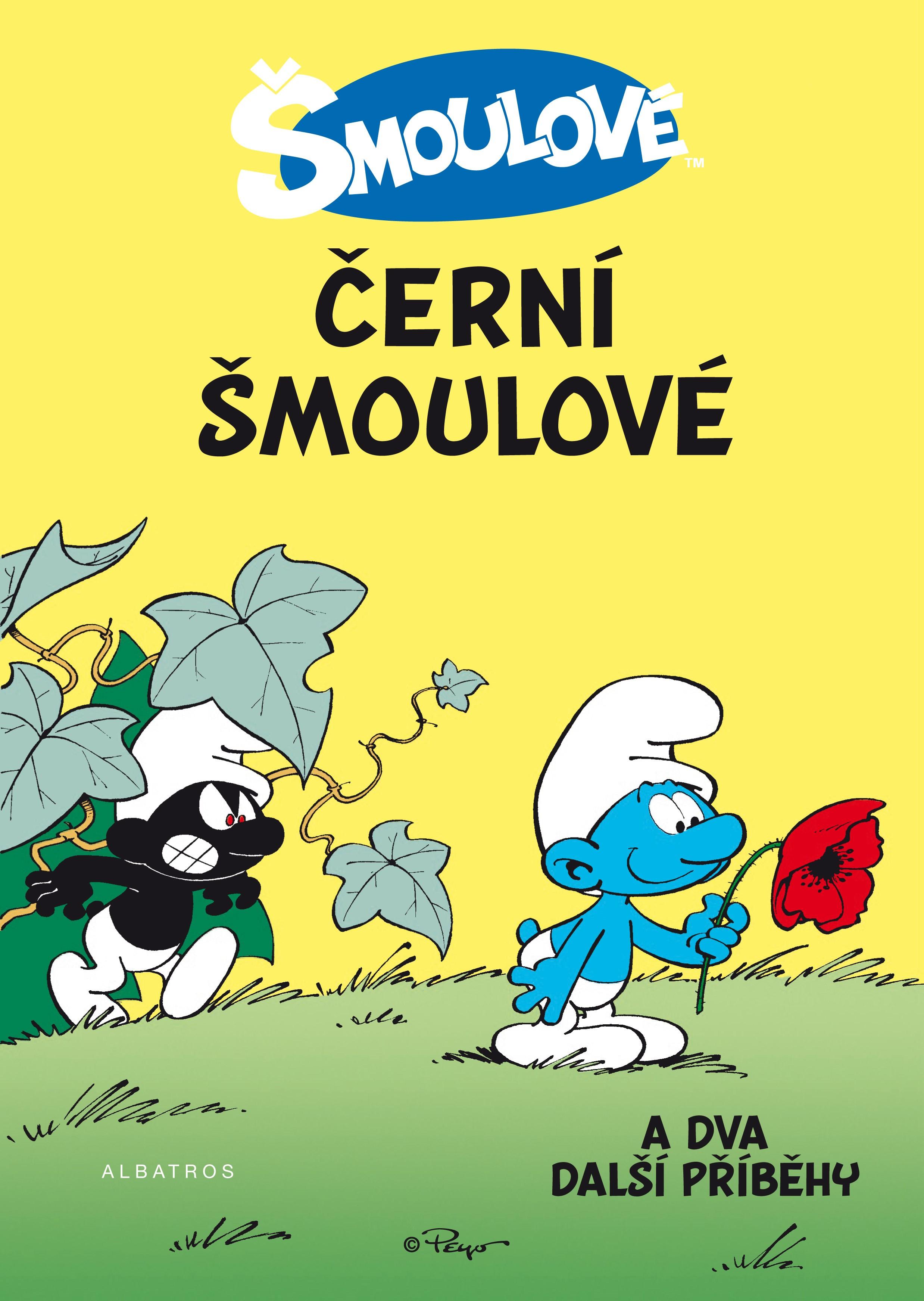 Černí šmoulové – komiks | Peyo