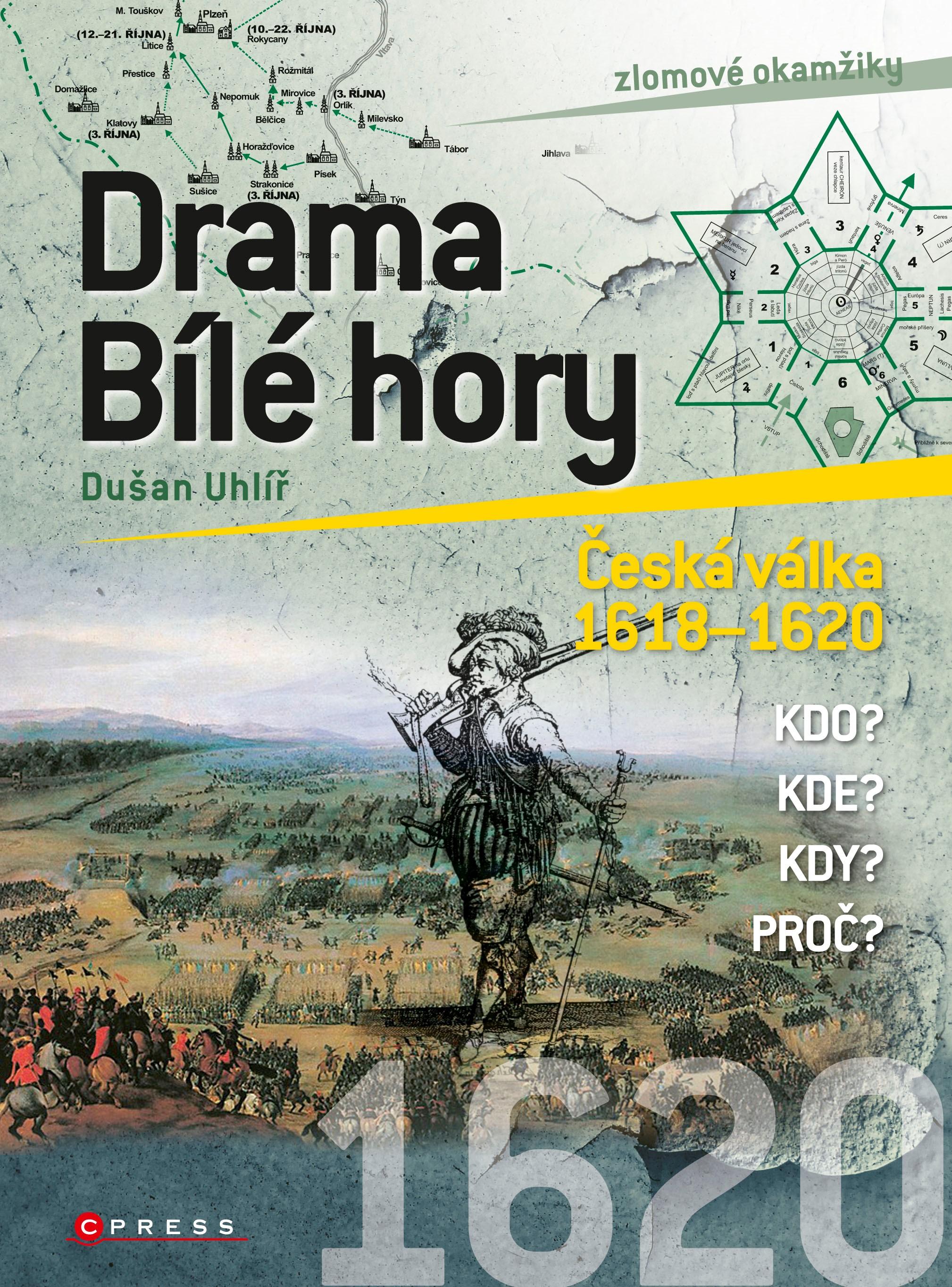 Drama Bílé hory | Dušan Uhlíř