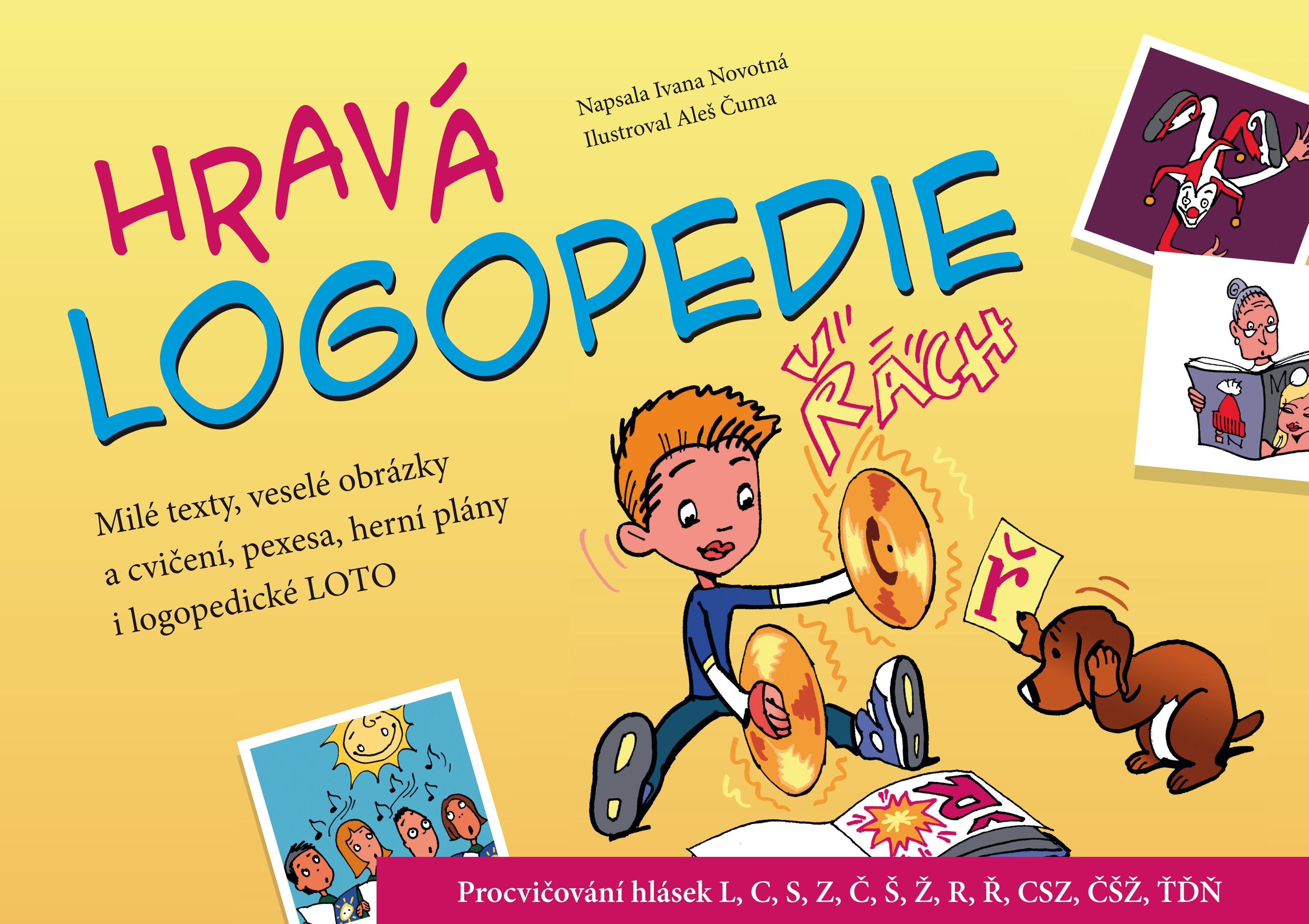 Hravá logopedie | Ivana Novotná