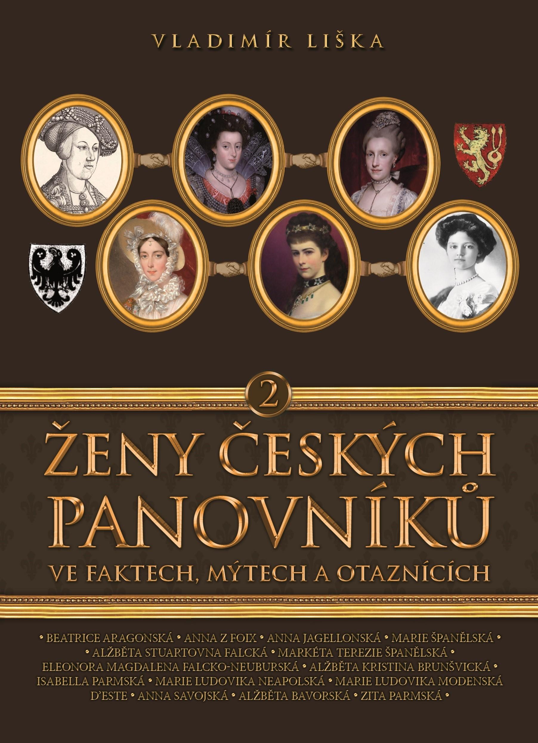 Ženy českých panovníků 2 | Vladimír Liška