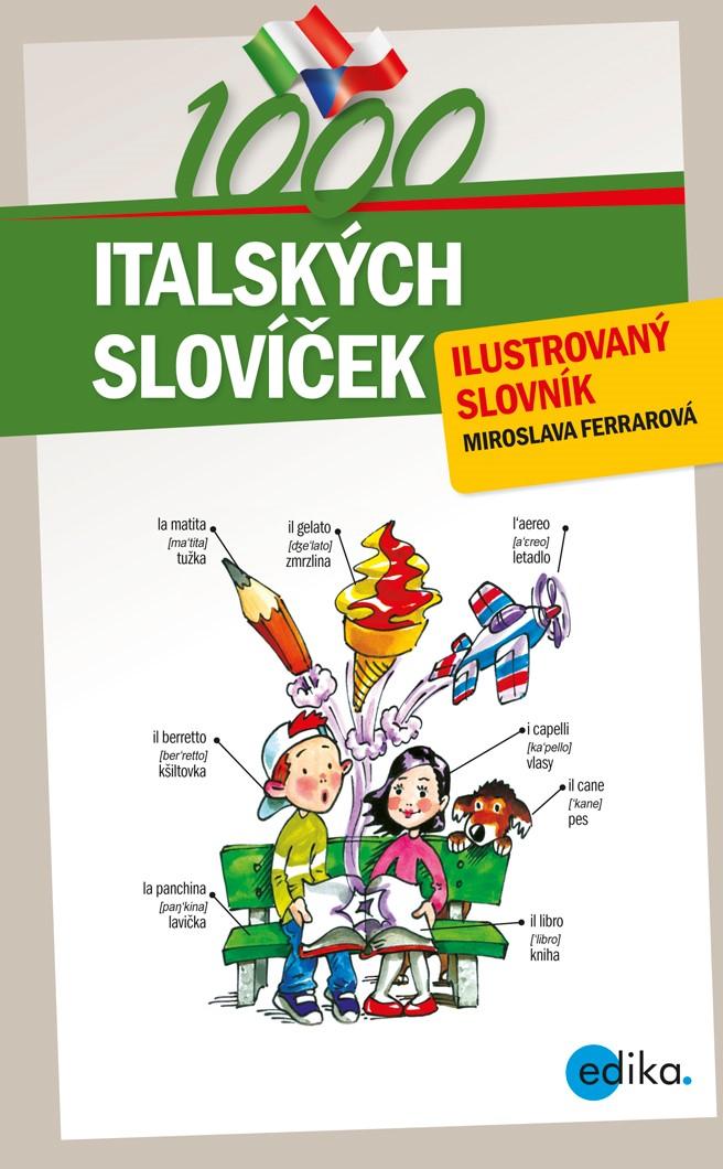 1000 italských slovíček | Miroslava Ferrarová
