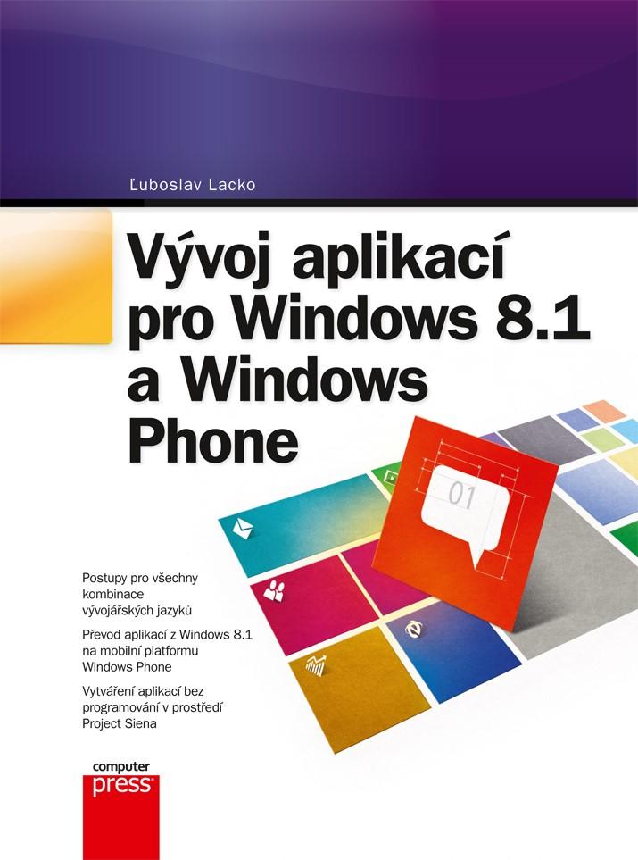 Vývoj aplikací pro Windows 8.1 a Windows Phone | Ľuboslav Lacko