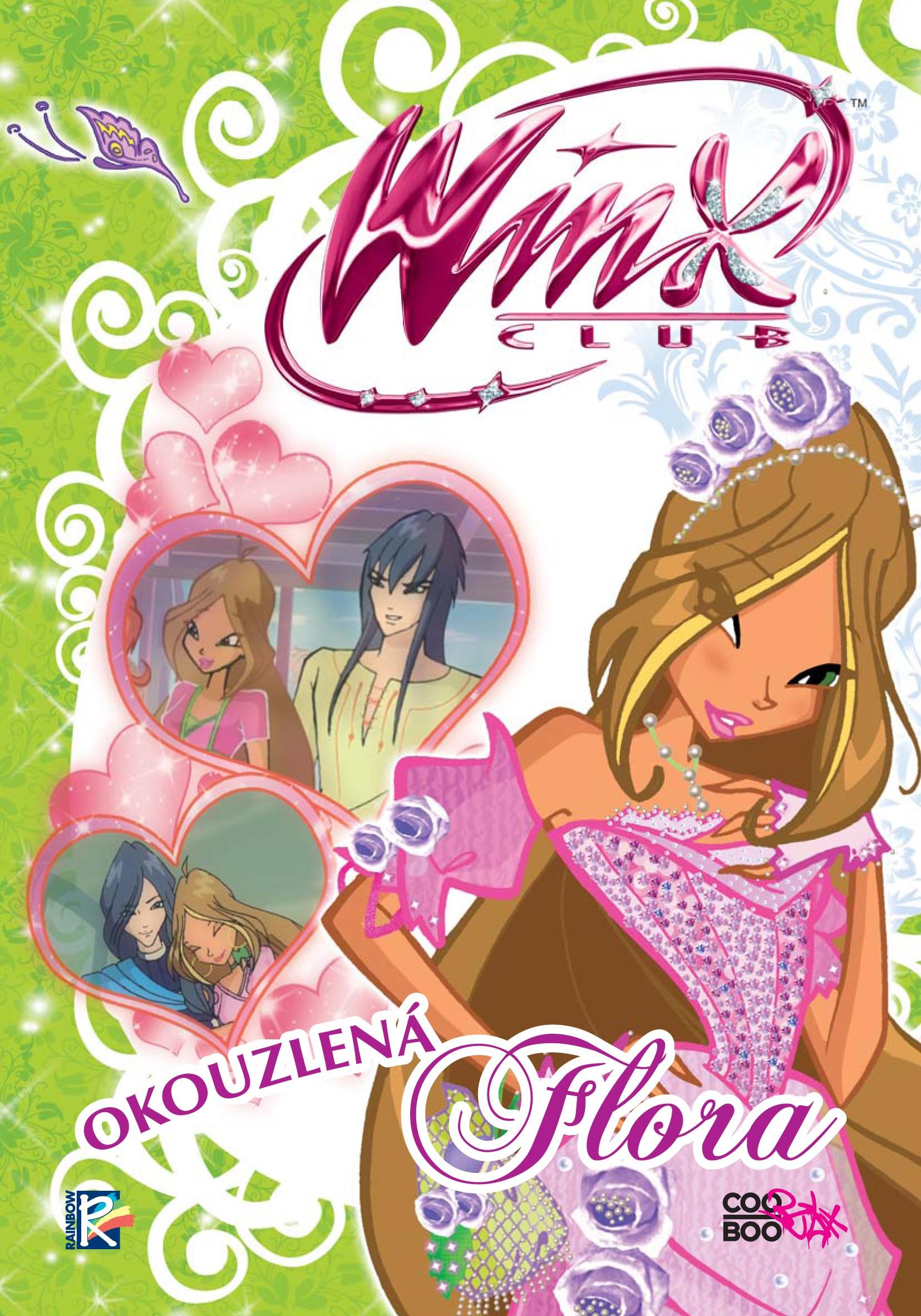 Winx 5 - Okouzlená Flora |