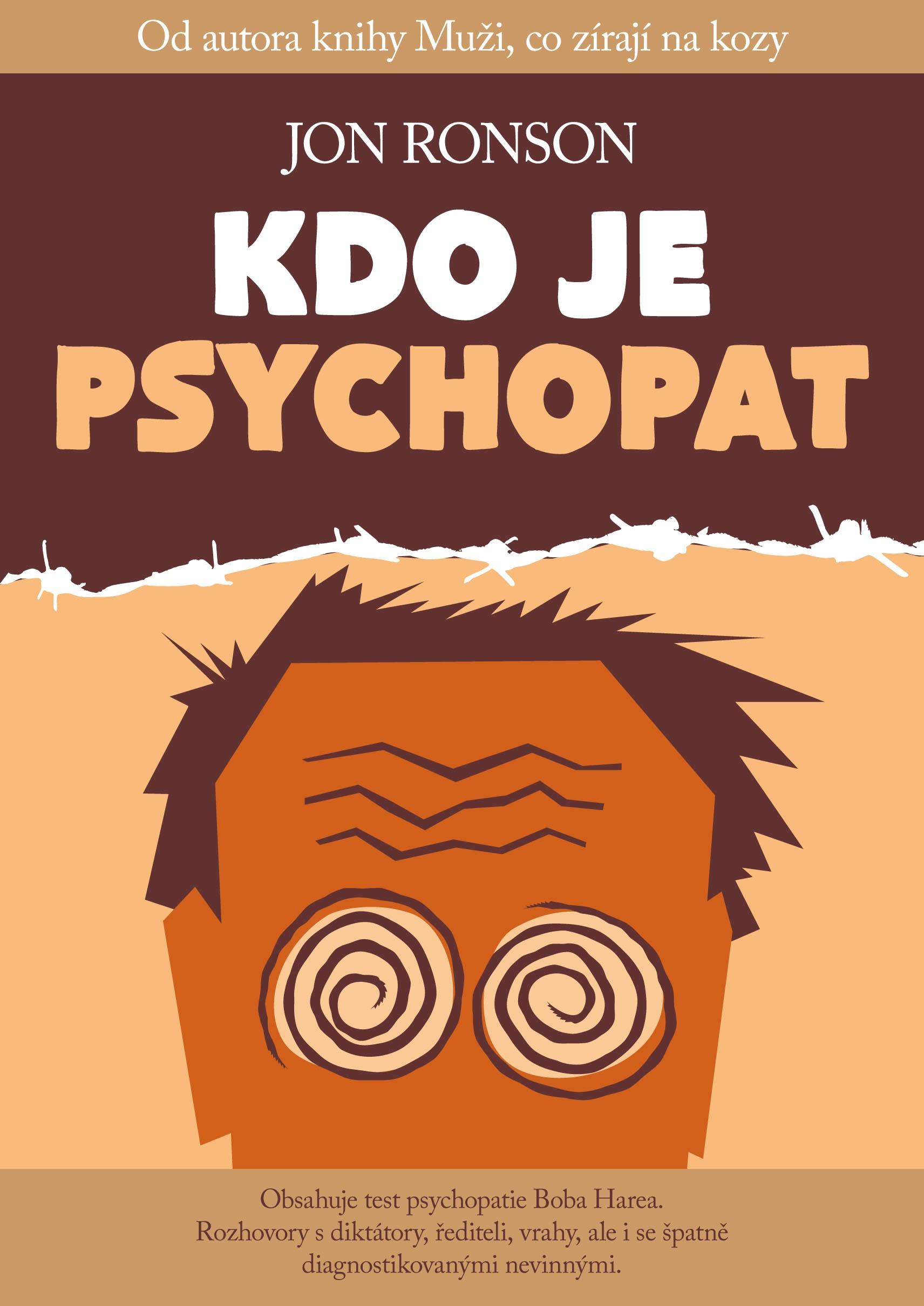 Kdo je psychopat   Jon Ronson