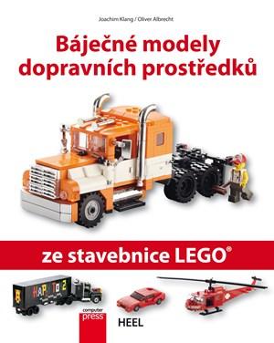 Báječné modely dopravních prostředků ze stavebnice LEGO | Joachim Klang, Oliver Albrecht