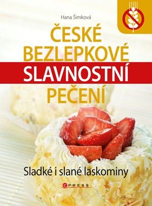 České bezlepkové slavnostní pečení