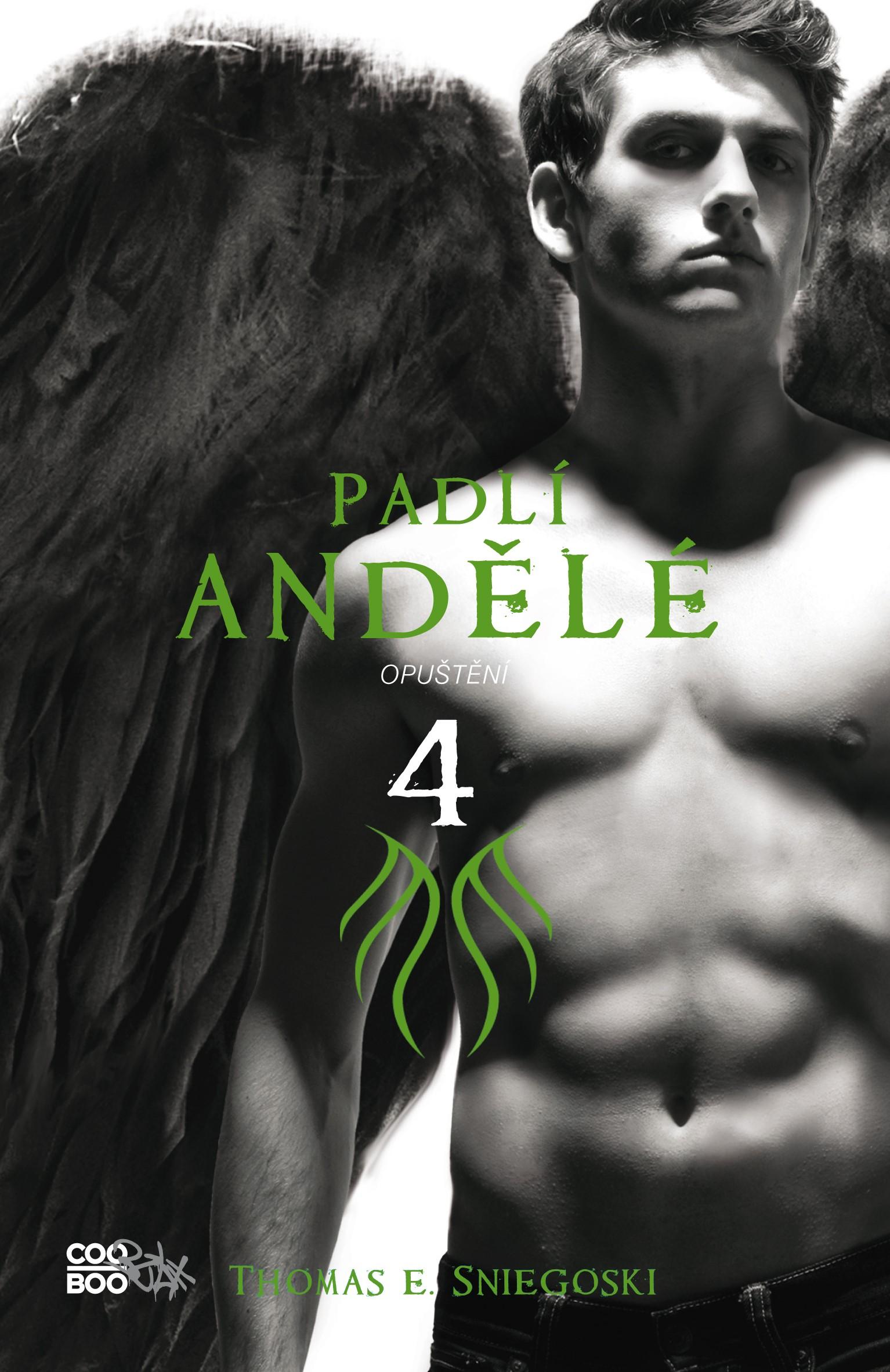 Padlí andělé 4 - Opuštění | Thomas E. Sniegoski