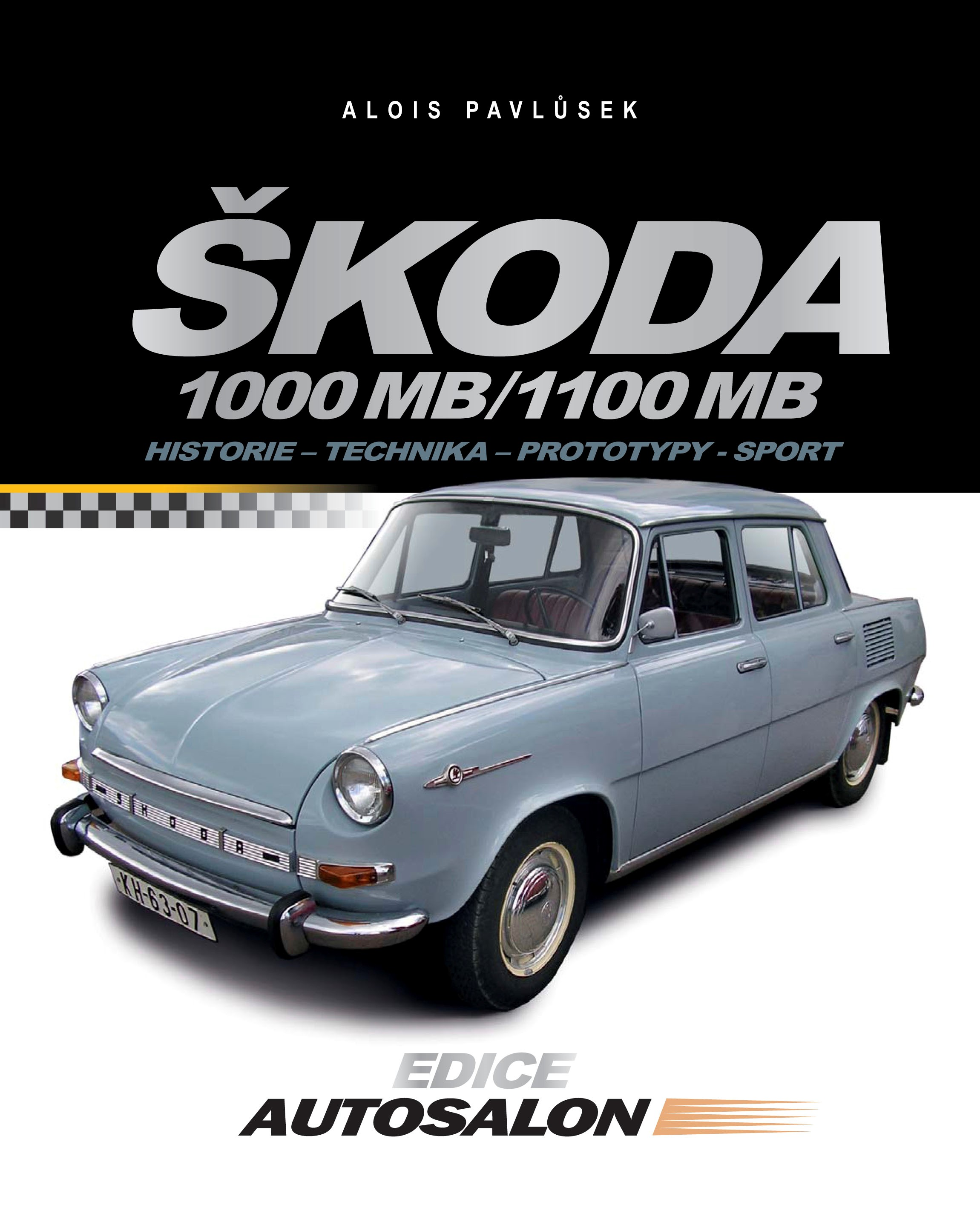 Škoda 1000 MB / 1100 MB