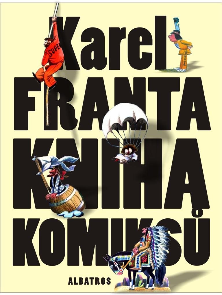 Kniha komiksů | Karel Franta