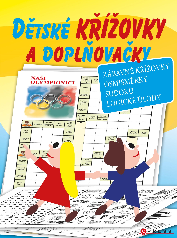 Dětské křížovky a doplňovačky | Josef Weiss