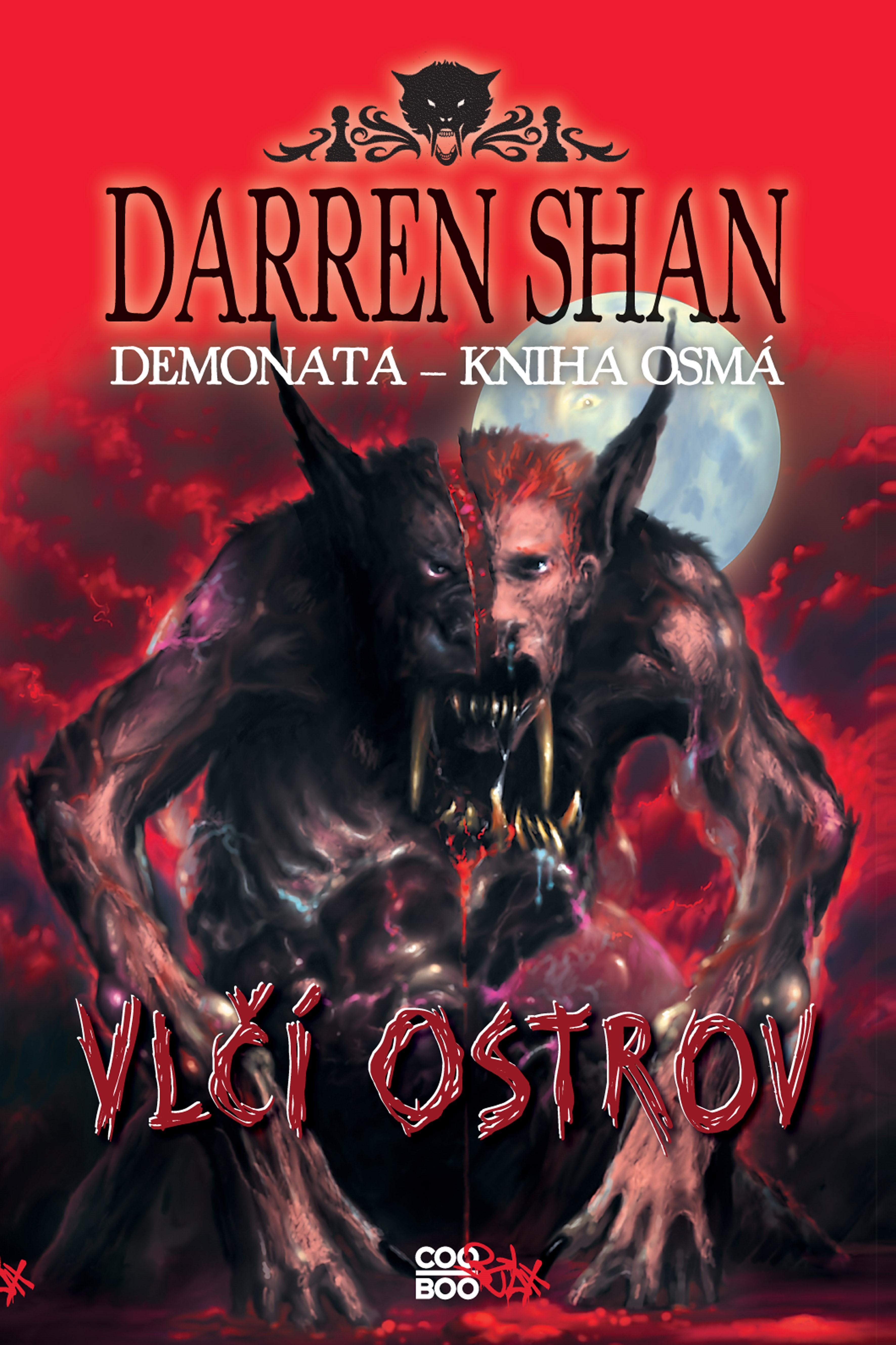 Demonata 8 - Vlčí ostrov | Darren Shan