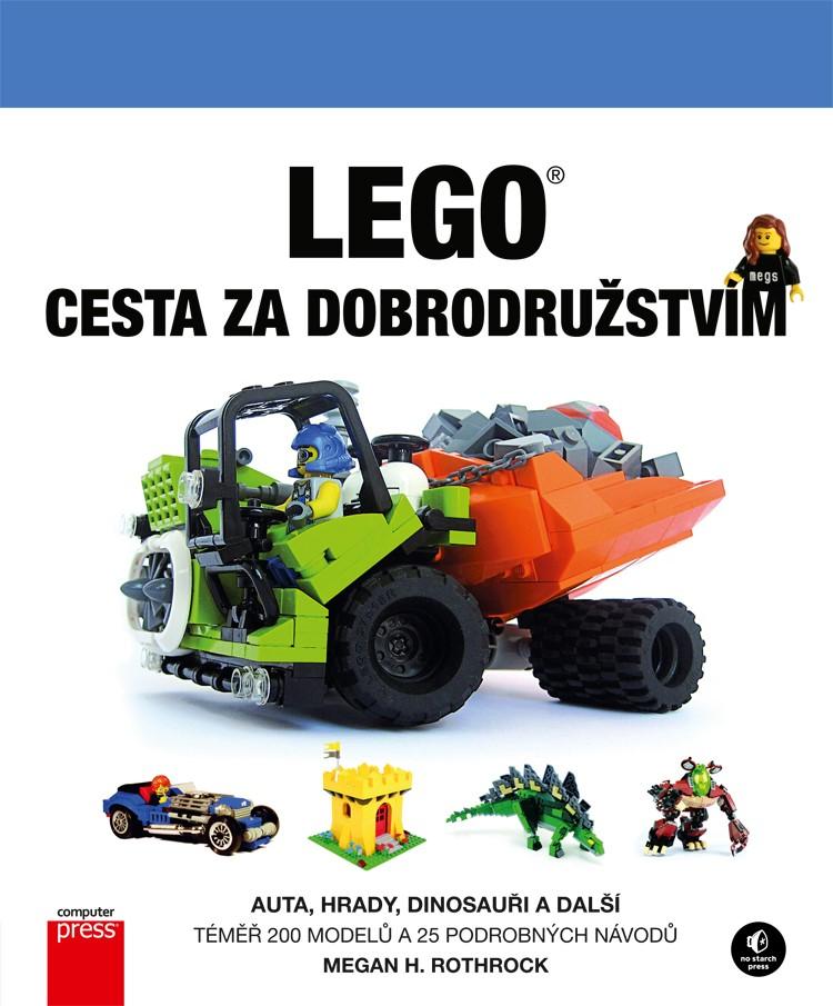 LEGO Cesta za dobrodružstvím 1 | Megan H. Rothrock