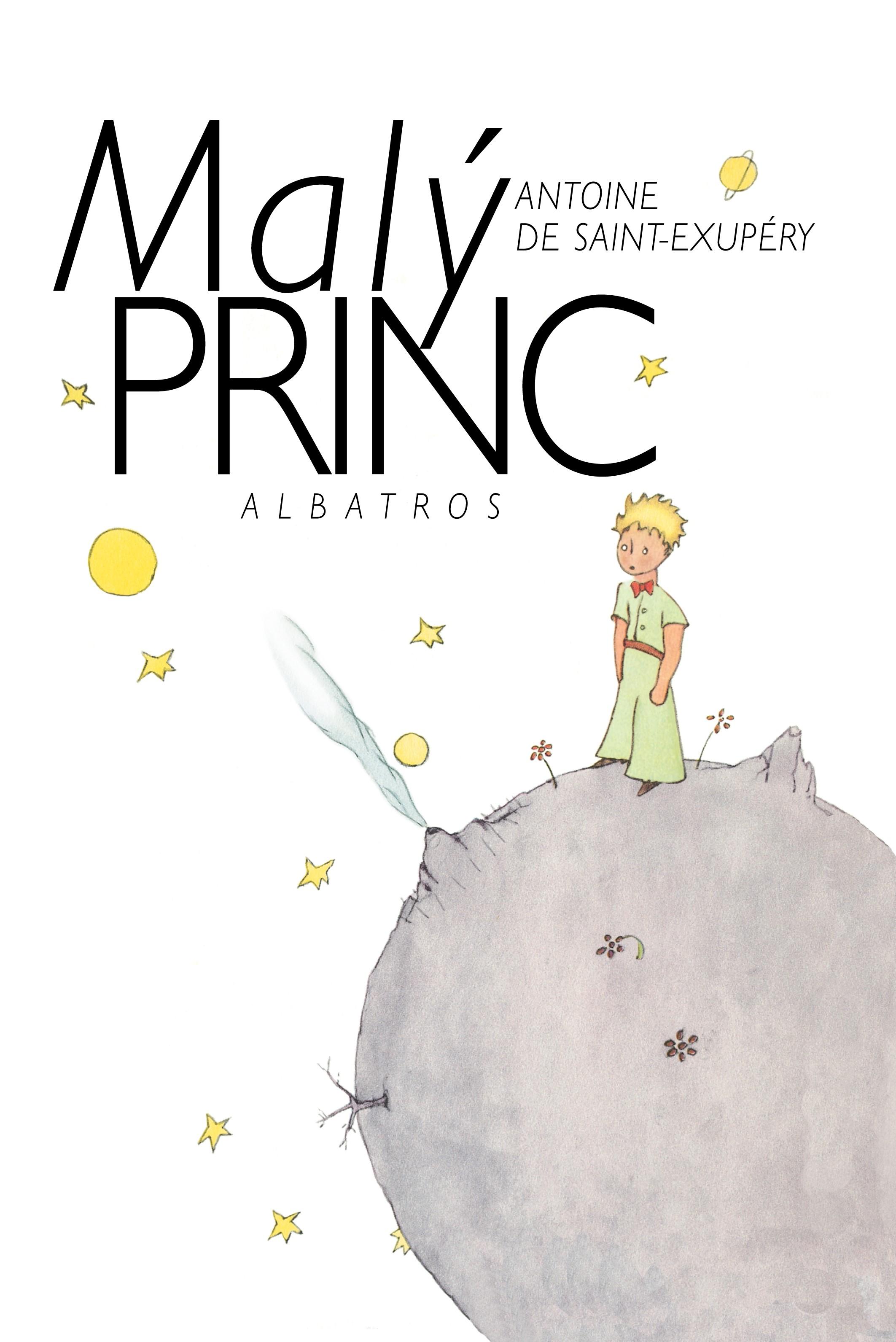 Malý princ - kapesní vydání | Antoine de Saint-Exupéry, Antoine de Saint-Exupéry