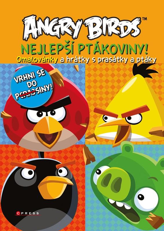 Angry Birds Nejlepší ptákoviny |