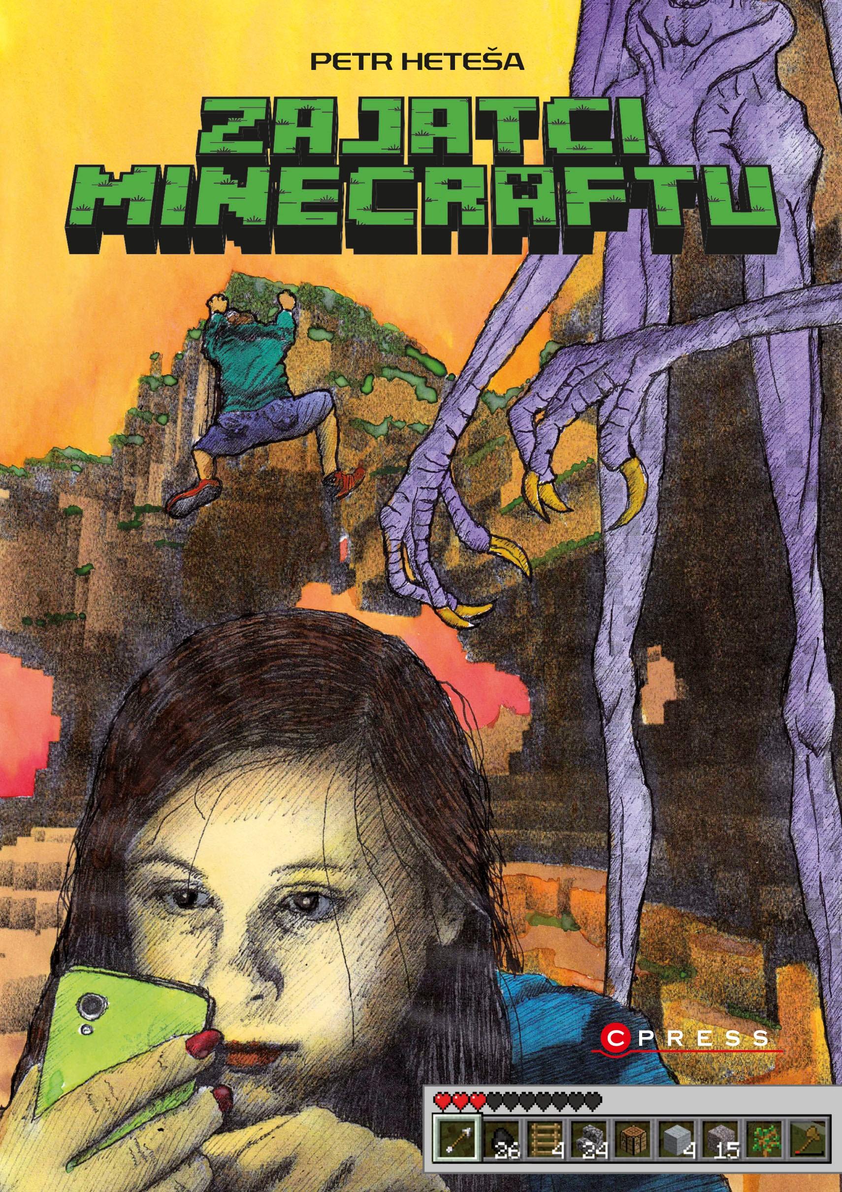 Zajatci Minecraftu | Petr Heteša