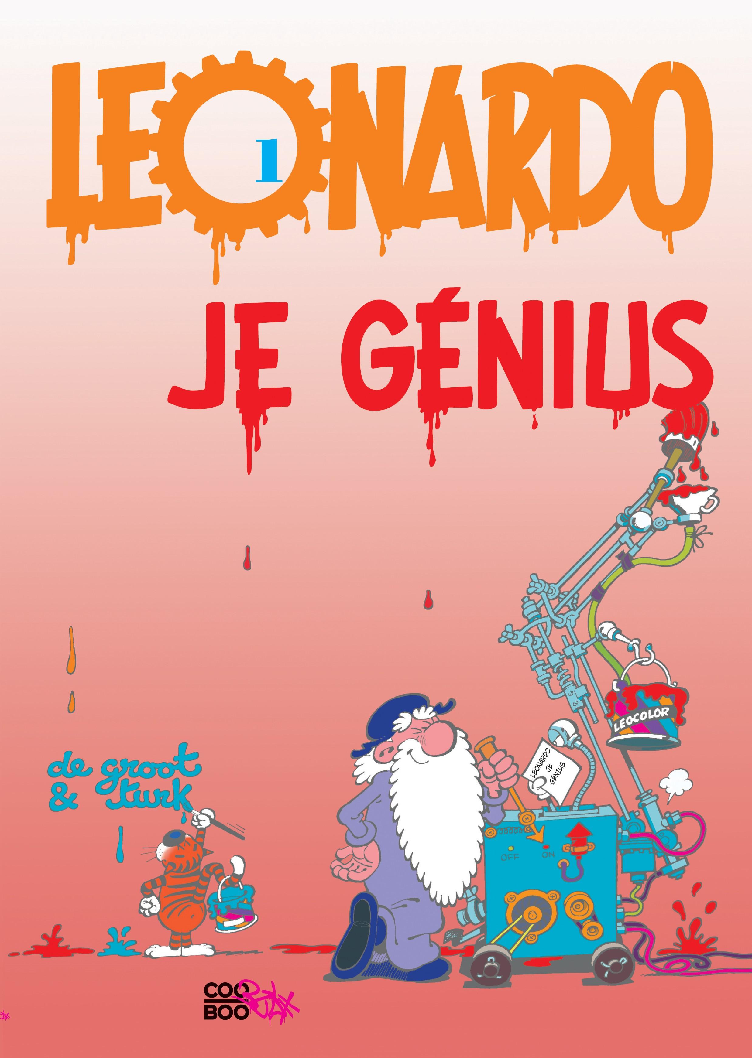 LEONARDO JE GÉNIUS 1