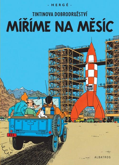 Tintin 16 - Míříme na Měsíc