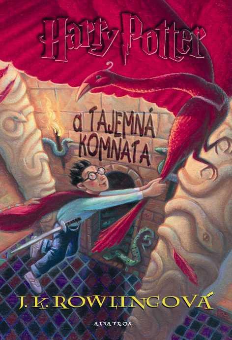 Harry Potter II.díl exkluzivní vyd.