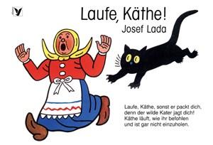 Laufe, Käthe! | Josef Lada