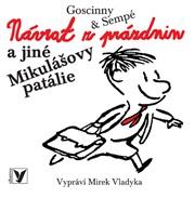 CD AUDIO - Malý Mikuláš,Návrat z prázdnin