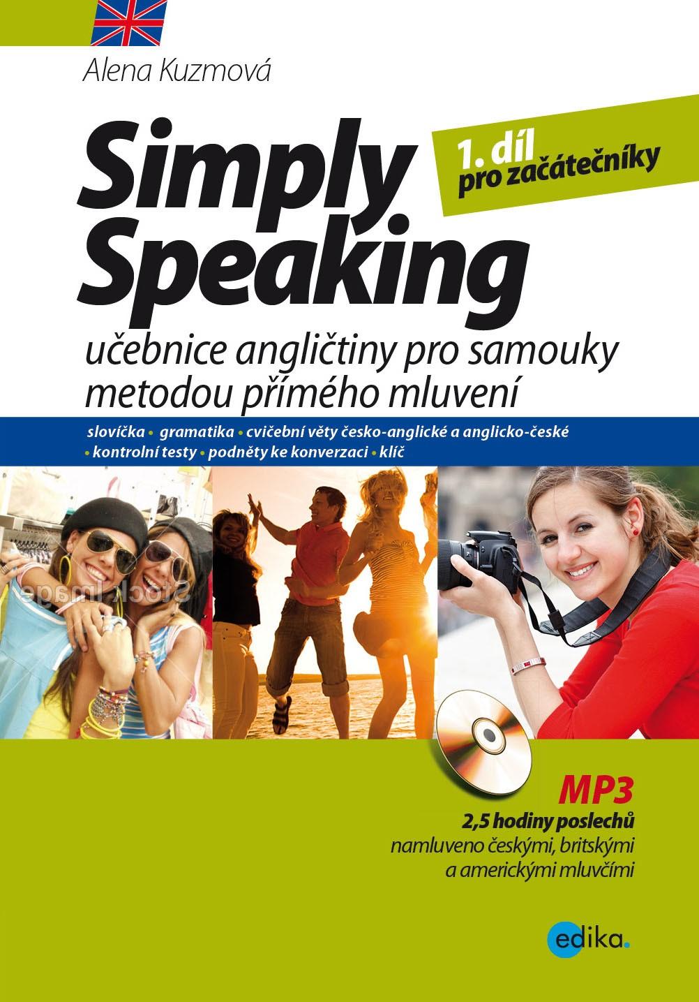 Simply Speaking | Alena Kuzmová