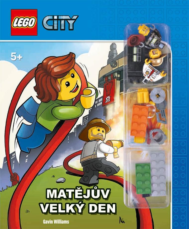 LEGO® CITY Matějův velký den | Gavin Williams
