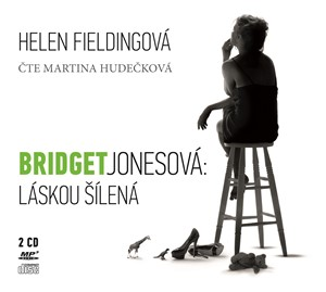 Bridget Jonesová: Láskou šílená (audiokniha)